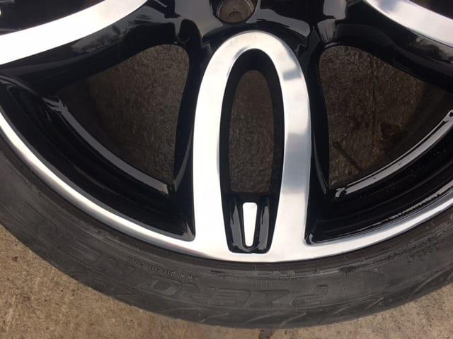 Renault Diamond Cut Alloy Wheels Nuneaton Warwickshire