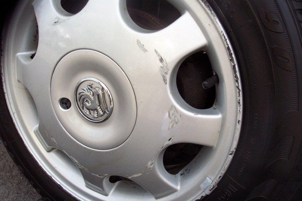 Vauxhall Astra Alloy Wheel Repair Leicester