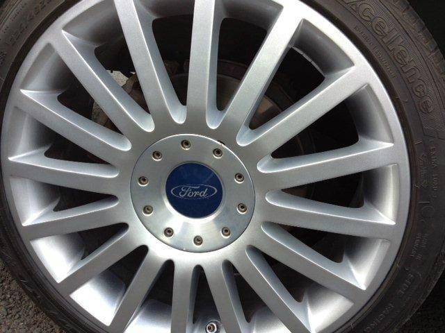Ford Mondeo Alloy Wheel Repair Tamworth