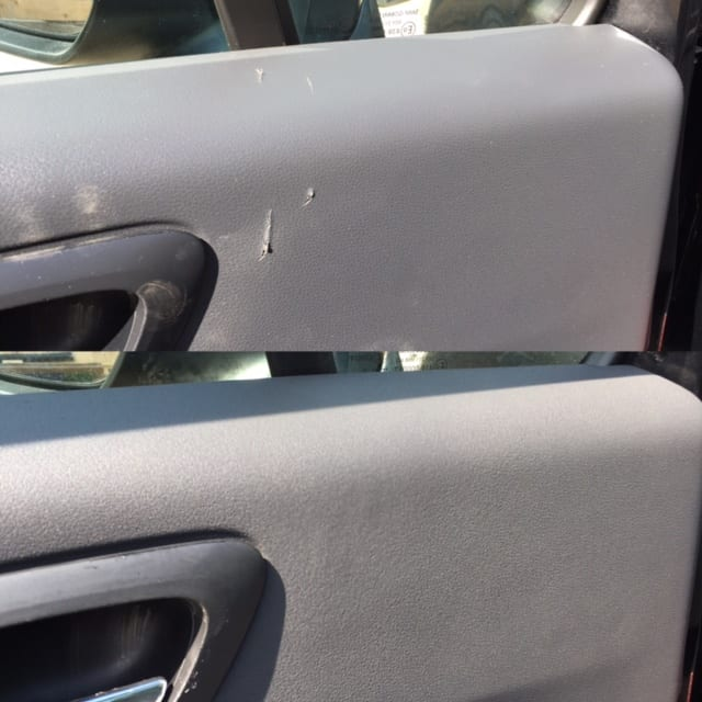 Peugeot Plastic Door Card Repair Hinckley Trim Technique